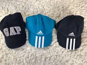 Children's Adidas / Baby Gap Baseball Cap Bundle. One Size.