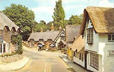 B103390 the old village shanklin isle of wight    uk