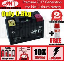 Premium Powersports JMT lithium battery- Royal Enfield Bullet 500 - 2004