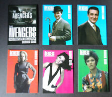 THE AVENGERS UNSTOPPABLE CARDS PROMO 6 CARD SET