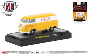 M2 Machines Coca-Cola Release YR01 1960 VW Delivery Van 18-28