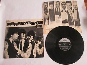 MERSEYBEATS The Merseybeats LP 1964 1st Press, very good condition TL5210