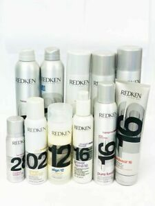 Redken Hair Styling Collection (CHOOSE YOURS)