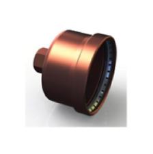 Copper Press Fitting, Copper End Cap 80mm GAS (GCN61-80)