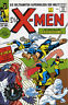 X-MEN #1 GOLD-STAMP-VARIANT limited GERMAN REPRINT