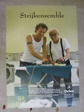 TOM BARMAN + TOOTS THIELEMANS AFFICHE OXFAM 2006
