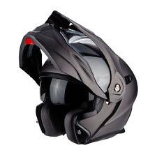 Scorpion ADX-1 Modular Flip Dual Sport Motorcycle Helmet - Matt Grey