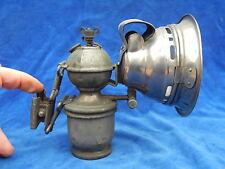 LAMPE CARBURE / Carbide lamp - HERM RIEMANN'S ?