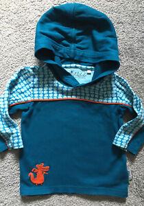 Sigikid Pullover Shirt Gr 98 Drache