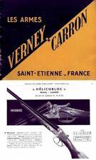 Verney-Carron 1955, Saint Etienne, France