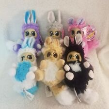 6 × Moose FUR BABIES WORLD DREAMSTARS Complete Set Plush Toy~Free Shipping~