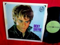 RICKY SHAYNE and the SKYLARKS  LP 1967 ITALY VG+ MONO First Pressing