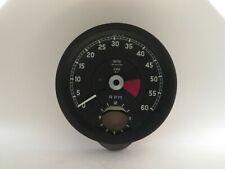 Tachometer NOS Smiths Brand Fits Jaguar XKE 3.8L & XKE 4.2L  RV7414/06