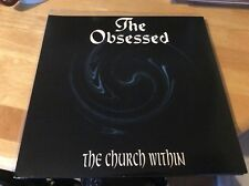 THE OBSESSED The Church Within 2LP Real gone mint condition