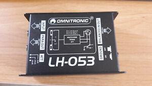 DI-Box Omnitronic LH-053