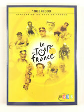 Coffret 2 DVD Le Tour de France - 1903 2003 centenaire du tour de France