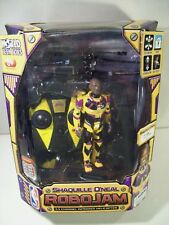 NEW NBA LA LAKERS SHAQUILLE O'NEAL ROBOJAM 3.5 CHANNEL INFRARED RC HELICOPTER