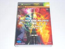 Xbox - Dead or Alive Ultimate New (Korean Version)