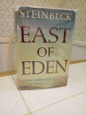 JOHN STEINBECK EAST OF. EDEN SECOND PRINTING BEFORE PUBLICATION RARE