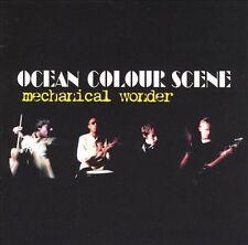 Mechanical Wonder Ocean Colour Scene Audio CD