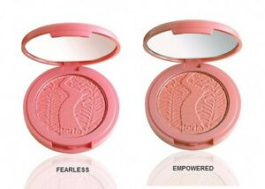 NeW Tarte Amazonian 12-Hour Blush Tickled, Fearless, Achiote & More Full Size!