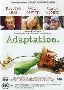 Adaptation (DVD, 2003)**R4**VGC**Nicolas Cage