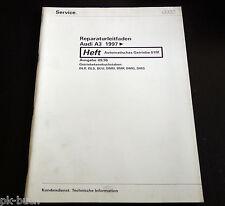 Werkstatthandbuch Audi A 3 / A3 Automatisches Getriebe 01 M ab 1997