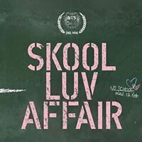 BTS Bangtanboys 2nd mini Album SKOOL LUV AFFAIR CD+Photobook+Photocard+Free Gift
