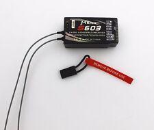 MK S603 Receiver 6 Channel 2.4GHz DSMX.Support JR, Spektrum Dx6,Dx7,Dx8,Dx9,Dx18