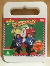 THE WIGGLES ~ SANTA'S ROCKIN! ~  PAL REGION 4 DVD