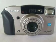 Minolta Vectis 40 APS Point & Shoot Film Camera *GOOD/TESTED*