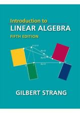 Introduction to Linear Algebra, Fifth Edition - Gilbert Strang
