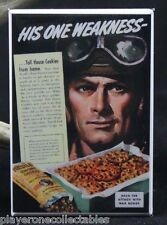 "WWII Nestle Toll House Cookies Poster 2"" x 3"" Fridge Magnet. U.S. Armed Forces"