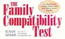 The Family Compatibility Test: Fun Questions for Couples, Moms, Dads, and Kids t
