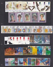 GB 1998 Completa Colección Conmemorativa bajo valor nominal mejor compra en eBay estampillada sin montar o nunca montada