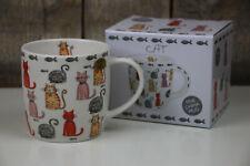 The Leonardo Collection - Tasse / Becher - Cat / Cats - Katze / Katzen - 350 ml