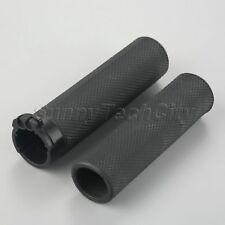 """1 Pair 1"""" Motorcycle Hand Grips for Harley-Davidson Dyna Sportster 1200 883 1997"""