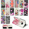 Women Men Flip Wallet Leather Cover Case For Sony Xperia M4 Aqua Samsung S6 G530