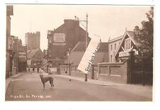 RP High St St. Peters Isle of Thanet Crown & Thistle public house West & Son
