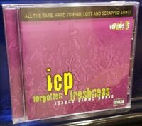 Insane Clown Posse - Forgotten Freshness vol. 5 CD twiztid howard stern gotj icp
