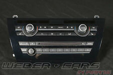 BMW X5 F15 Bedienteil Radio clima Klimabedienteil 4 Zonen Klimaautomatik 9332153