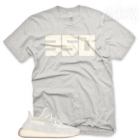"New ""350"" T Shirt for Adidas Yeezy Boost V2 Citrin"