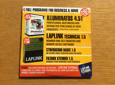 PC Advisor Magazine Software CD, Illuminatus Media Publishing, Laplink Technical
