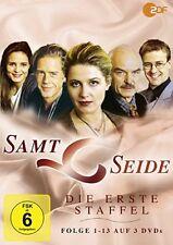 Samt & Seide - Staffel 1 - (Folge 1-13) * NEU OVP * 3 DVDs