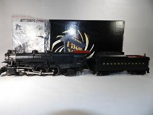 Sunset Models O Brass PRR K-4 High Iron Postwar Steam Sounds TMCC # 1361