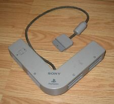 Sony SCPH-1070 Multitap 4 Player Accessory For PlayStation PS1 *READ*