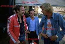 James Hunt & Clay Regazzoni F1 Portrait Italian Grand Prix 1977 Photograph