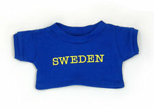 New Teddykompaniet SwedenTeddy Bear T-Shirt Sweden Large 16T