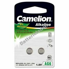 Camelion Knopfzelle L920 2er Blister 1,5V  Alkaline