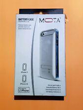 Mota AP5-30K Extended Battery Case iPhone 5, 5S 2 Frames Black/Clear